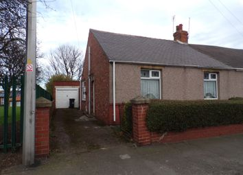 Thumbnail 2 bed bungalow for sale in Stead Lane, Bedlington