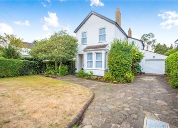 Thumbnail 4 bed detached house for sale in Staines Road, Staines-Upon-Thames, Surrey