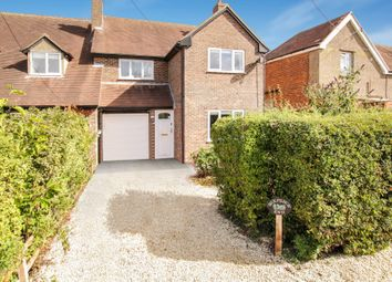 Thumbnail 4 bed end terrace house for sale in Thame Road, Great Milton, Oxford