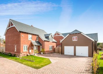 Thumbnail 5 bed detached house for sale in Anderson Place, East Hanney, Wantage
