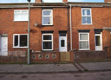 Thumbnail 2 bed terraced house to rent in May Road, Lowestoft