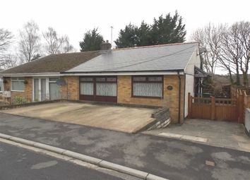 Thumbnail 2 bed semi-detached bungalow for sale in Westfield Road, Glyncoch, Pontypridd