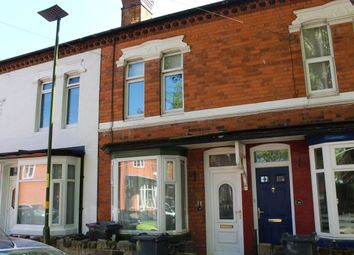 2 bed terraced house for sale in Emily Road, Birmingham B26