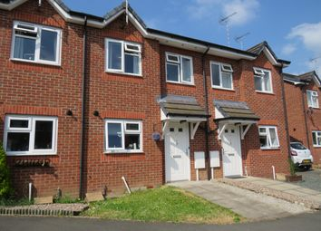 Thumbnail 2 bed terraced house to rent in Riversfield Drive, Rocester, Uttoxeter