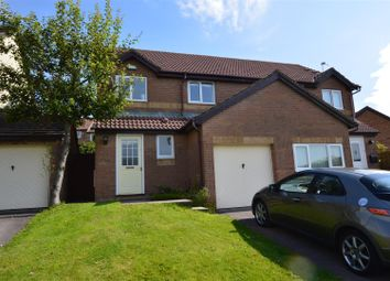 Thumbnail 3 bed semi-detached house for sale in Pen Hendy, Miskin, Pontyclun