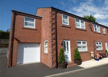 Thumbnail 4 bed semi-detached house for sale in Longtown Road, Brampton, Cumbria