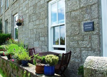 Thumbnail Cottage for sale in Carn Gwavas Terrace, Newlyn