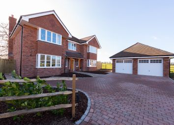 Thumbnail 5 bed detached house for sale in Plot 4, Little Paddock, Goddards Lane, Sherfield On Loddon