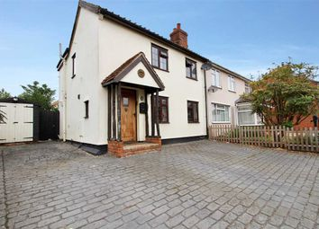 Thumbnail 2 bed cottage for sale in High Street, Sproughton, Ipswich