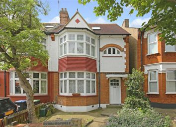 Thumbnail 5 bed semi-detached house for sale in Meadowcroft Road, Palmers Green, London