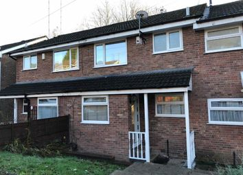 Thumbnail 3 bed terraced house for sale in Newstead Grove, Bredbury, Stockport