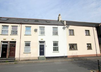 Thumbnail 3 bed terraced house for sale in Rolle Quay, Barnstaple