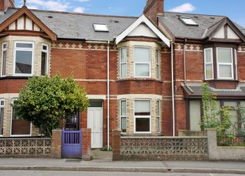 Thumbnail 5 bedroom terraced house to rent in Bonhay Road, Exeter