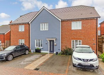 2 bed terraced house for sale in Ringlet Grove, Iwade, Sittingbourne ME9
