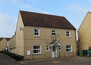 Thumbnail 4 bedroom detached house for sale in Hinchingbrooke Park, Huntingdon, Cambridgeshire