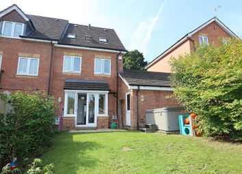 Thumbnail 3 bed town house for sale in Coleridge Drive, Whiteley, Fareham, Hampshire