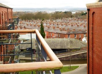 Thumbnail 2 bed flat for sale in Wharf View, Chester, Cheshire