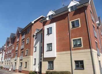 Thumbnail 2 bed flat to rent in Jacob House, Aylward Street, Portsmouth