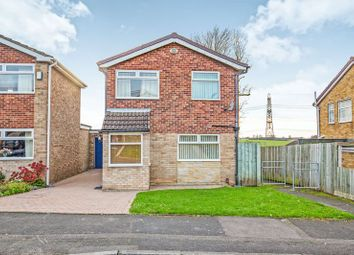 Thumbnail 3 bed detached house for sale in Seymour Avenue, Eaglescliffe, Stockton-On-Tees