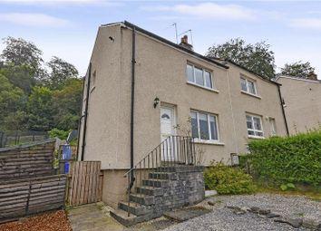 Thumbnail 2 bed semi-detached house for sale in Gartshore Crescent, Twechar, Kilsyth, Glasgow