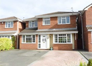 Thumbnail 4 bed detached house for sale in Lavender Drive, Rudheath, Cheshire
