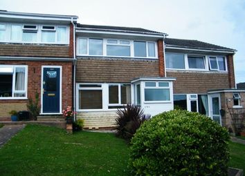 Thumbnail 2 bed terraced house for sale in Exmouth, Devon