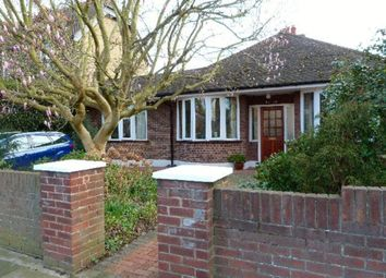 Thumbnail 5 bed detached bungalow for sale in Percy Road, Hampton