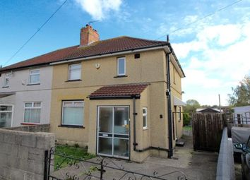 Thumbnail 3 bed semi-detached house for sale in Alard Road, Knowle West, Bristol