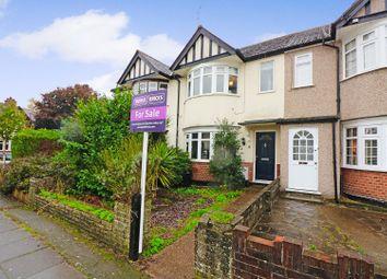 Thumbnail 2 bedroom terraced house for sale in Kingswear Road, Ruislip