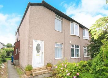 Thumbnail 2 bed flat for sale in Kingsbridge Drive, Kings Park, Glasgow