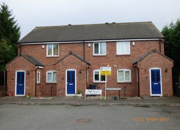 Thumbnail 2 bed terraced house to rent in Saddlers Court, Measham, Swadlincote