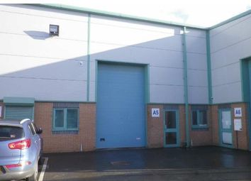 Thumbnail Light industrial for sale in Unit 5 First Business Park, First Avenue, Crewe, Cheshire