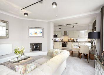 Chesham House, 55 South Street, Epsom, Surrey KT18. 2 bed flat for sale