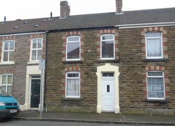 Thumbnail 2 bedroom terraced house for sale in Bath Road, Morriston, Swansea