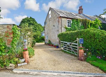 Thumbnail 5 bed detached house for sale in Calbourne Lane, Newbridge, Yarmouth, Isle Of Wight