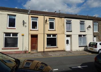 Thumbnail 2 bed terraced house to rent in Horeb Street, Treorchy