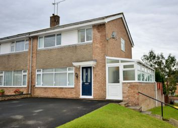Thumbnail 3 bed semi-detached house for sale in Bridgewater Rise, Brackley