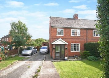 Thumbnail 3 bedroom semi-detached house for sale in Pipehay Lane, Draycott-In-The-Clay, Ashbourne