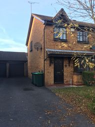 Thumbnail 3 bedroom semi-detached house to rent in Dovecote Close, Tipton