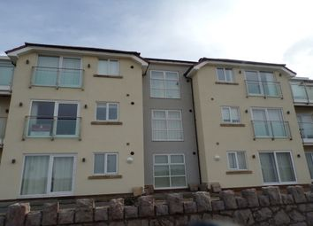 Thumbnail 1 bed flat to rent in West Parade, Llandudno