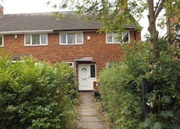 Thumbnail 3 bed end terrace house for sale in School Close, Kingshurst, Birmingham, West Midlands