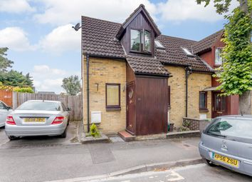Thumbnail 1 bed terraced house for sale in Victoria Road, Sutton, London