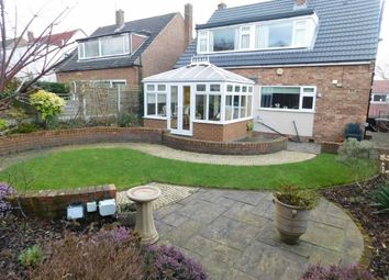 Thumbnail 4 bedroom detached house for sale in Marina Drive, Marple, Stockport