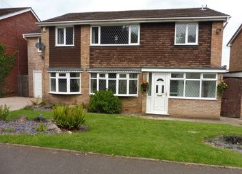 Thumbnail 5 bedroom detached house for sale in Milcote Drive, Sutton Coldfield