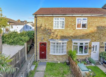 Thumbnail 2 bed cottage for sale in Robinson Road, Colliers Wood, London