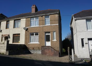 Thumbnail 2 bed semi-detached house for sale in Bryn Road, Penygroes, Llanelli