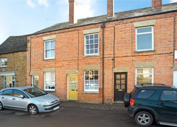 Thumbnail 2 bed terraced house for sale in Market Place, Deddington, Banbury, Oxfordshire