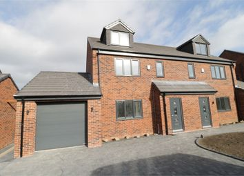 Thumbnail 4 bed semi-detached house for sale in Plot 12 Fullerton Close, Vale Road, Thrybergh, Rotherham, South Yorkshire