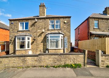 Thumbnail 2 bed semi-detached house for sale in Nabcroft Lane, Crosland Moor, Huddersfield