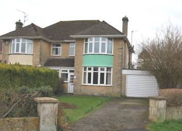 Thumbnail 3 bed semi-detached house for sale in Hill Avenue, Combe Down, Bath